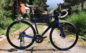 Giant Defy Advanced Pro 2, kolo z pekla severu