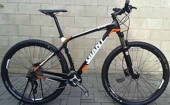 GIANT ADVANCED 29er 2 LTD